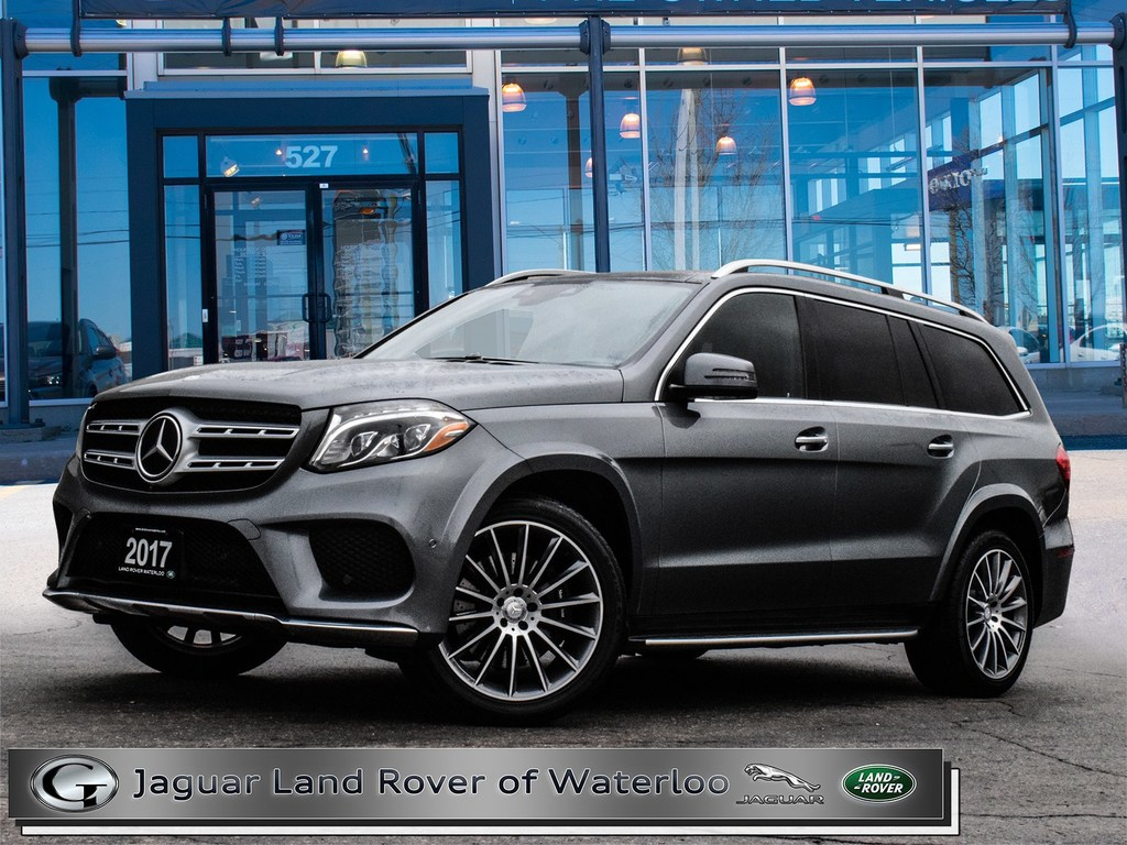 Pre-Owned 2017 Mercedes-Benz GLS 450,MASSAGE SEATS,ACCIDENT FREE