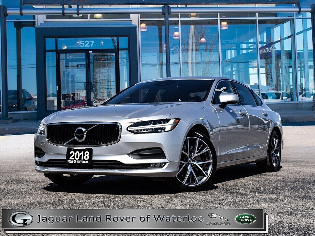 Certified Pre-Owned 2018 Volvo S90 T6 MOMENTUM,6YR 160,000K WARRANTY