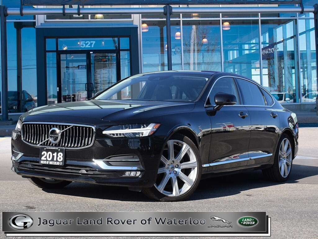 Certified Pre-Owned 2018 Volvo S90 T6 Inscription 360 Cam,Navigation,Blind Spot