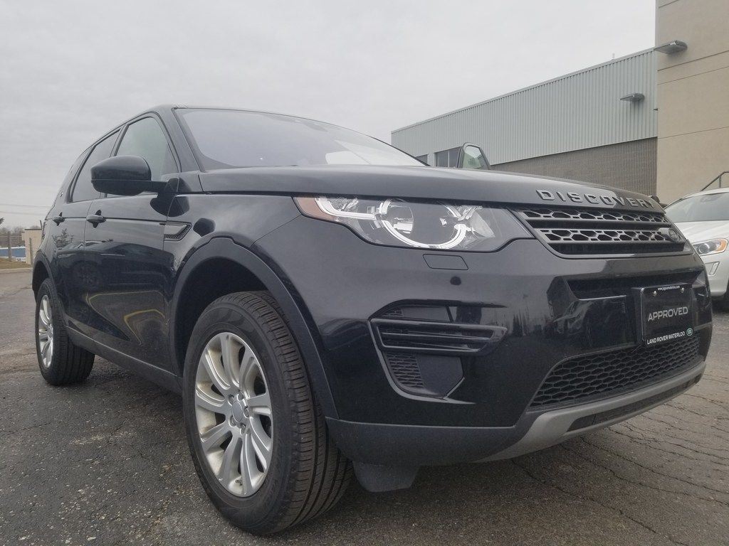 Certified Pre-Owned 2018 Land Rover Discovery Sport SE,BLIND SPOT ASSIST,5YR 160,000K WARRANTY