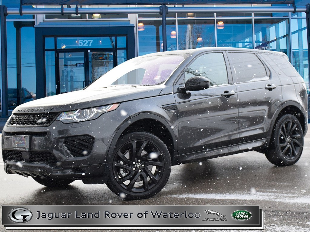 Certified Pre-Owned 2018 Land Rover Discovery Sport HSE LUXURY,LANE KEEP ASSIST,BLIND SPOT
