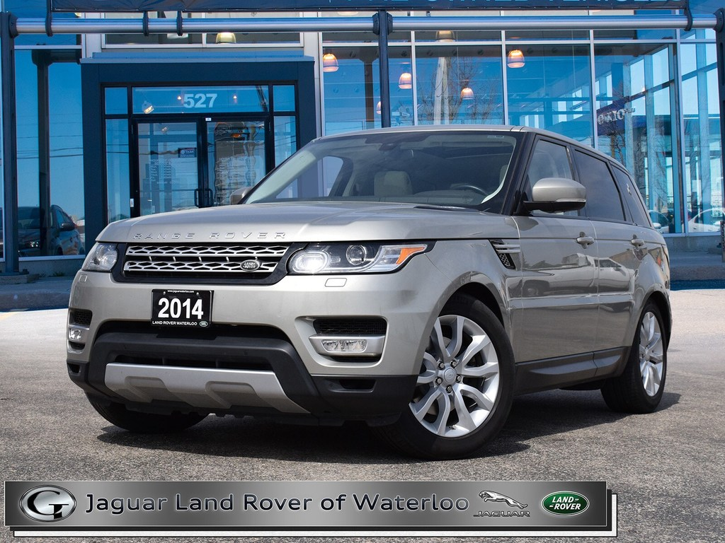 Pre-Owned 2014 Land Rover Range Rover Sport V6 HSE,ACCIDENT FREE,ONE OWNER