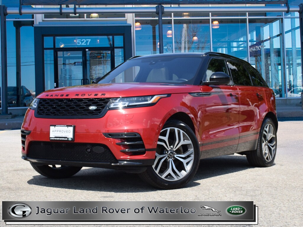 Certified Pre-Owned 2018 Land Rover Range Rover Velar D180 HSE R-Dynamic,6 YR or 160,000K WARRANTY