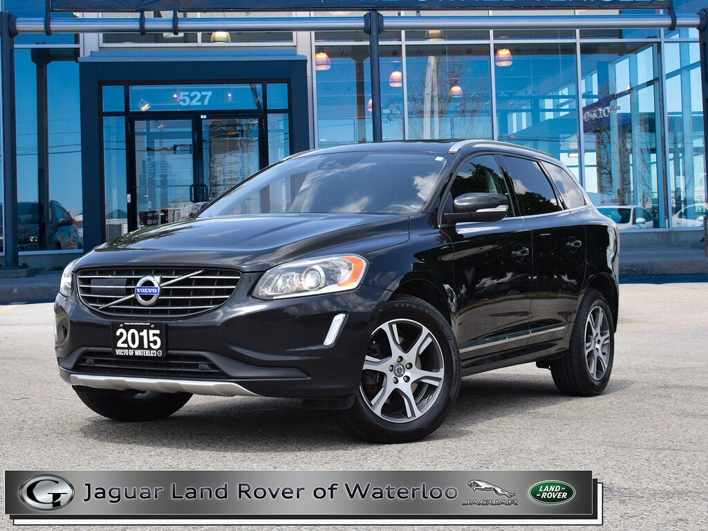 Pre-Owned 2015 Volvo XC60 T6 PREMIER PLUS,ADAPTIVE CRUISE