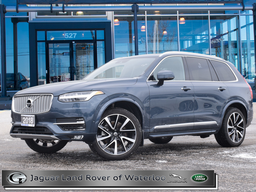 Certified Pre-Owned 2018 Volvo XC90 T6 INSCRIPTION,PILOT ASSIST,360 CAM