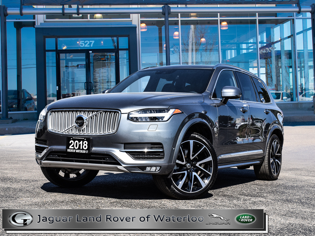 Certified Pre-Owned 2018 Volvo XC90 T6 INSCRIPTION,6YR or 160,000K WARRANTY