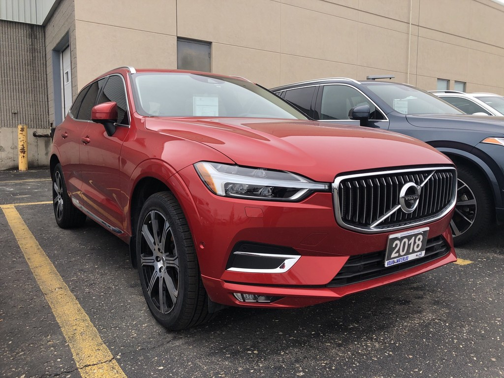 Certified Pre-Owned 2018 Volvo XC60 T6 INSCRIPTION,PILOT ASSIST,6YR 160K WARRANTY