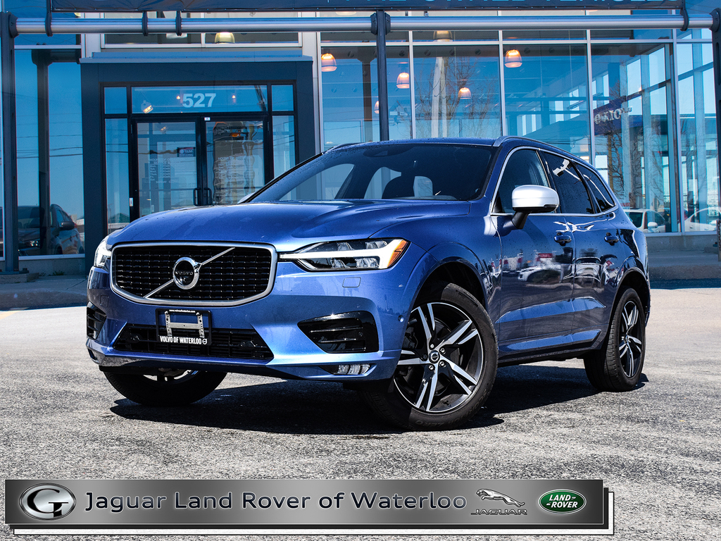 Certified Pre-Owned 2018 Volvo XC60 R DESIGN,6YR/160K WARRANTY