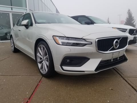 2019 Volvo S60 T6 AWD,360 CAM,HEATED WHEEL