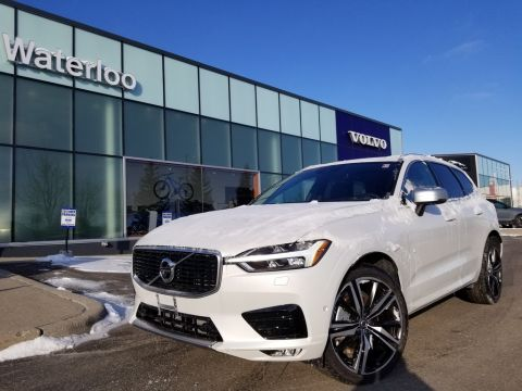 2019 Volvo XC60 R-DESIGN,HEADS UP DISPLAY,LOW KM