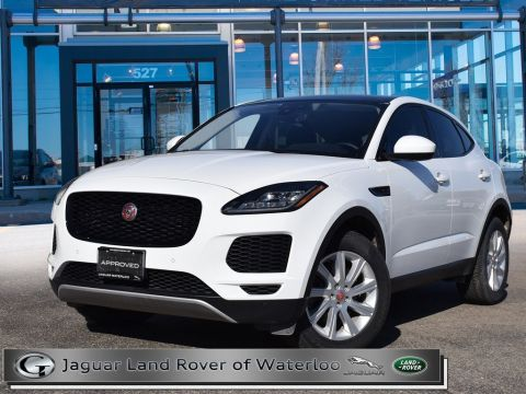 Certified Pre-Owned 2018 Jaguar E-Pace S,ALL WHEEL DRIVE,6 Yr 160,000K WARRANTY