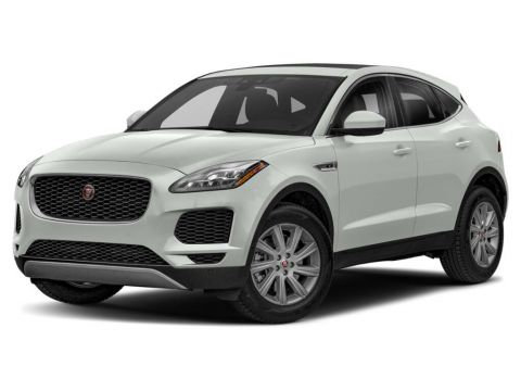 Pre-Owned 2019 Jaguar E-Pace P300 AWD R-Dynamic HSE AWD