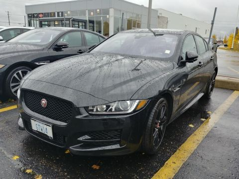 Certified Pre-Owned 2018 Jaguar XE 20d R-SPORT,DIESEL,TECH PACK
