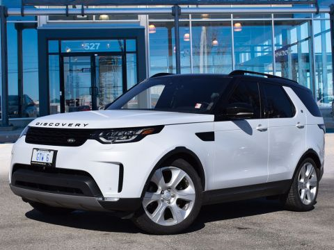 2019 Land Rover Discovery HSE Td6 4WD