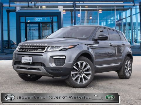 Certified Pre-Owned 2017 Land Rover Range Rover Evoque HSE,6YR 160,000K WARRANTY