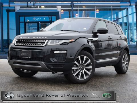 Certified Pre-Owned 2018 Land Rover Range Rover Evoque HSE,ADVANCED DRIVER ASSIST PACK