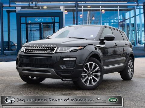 Certified Pre-Owned 2018 Land Rover Range Rover Evoque HSE,BLIND SPOT ASSIST,360 CAMERA
