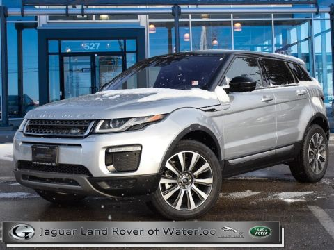 Certified Pre-Owned 2018 Land Rover Range Rover Evoque HSE ADVANCED DRIVER ASSIST,MERIDIAN