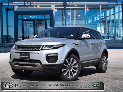 Certified Pre-Owned 2018 Land Rover Range Rover Evoque HSE,BLIND SPOT,6 YR or 160,000K WARRANTY