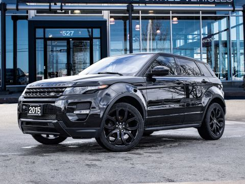 Pre-Owned 2015 Land Rover Range Rover Evoque 5dr HB Dynamic With Navigation