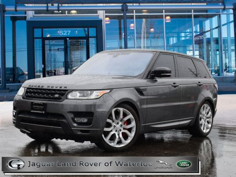 2017 Land Rover Range Rover Sport V8 SUPERCHARGED DYNAMIC SPORT
