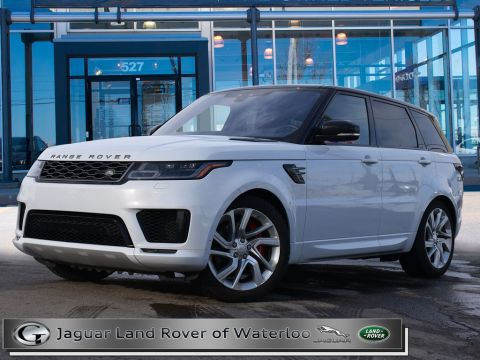 2018 Land Rover Range Rover Sport V8 SUPERCHARGED DYNAMIC,ACCIDENT FREE