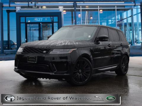 2018 Land Rover Range Rover Sport SUPERCHARGED DYNAMIC,6YR 160K WARRANTY