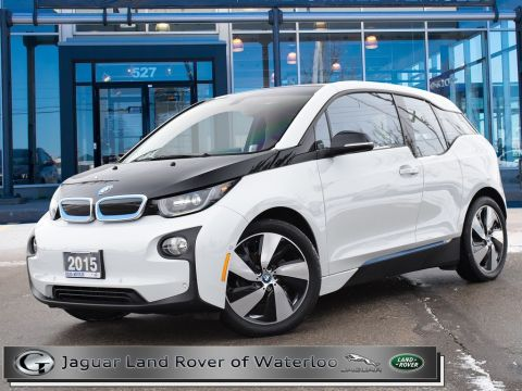 Pre-Owned 2015 BMW i3 W/ RANGE EXTENDER,ACCIDENT FREE
