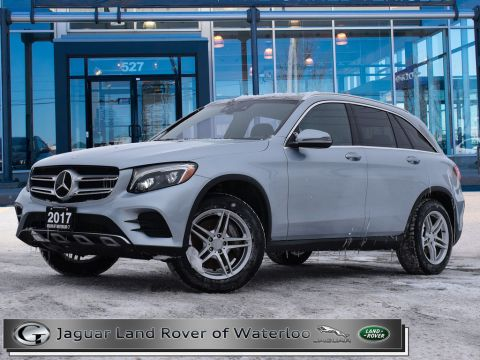 Pre-Owned 2017 Mercedes-Benz GLC 4MATIC 4dr GLC 300 With Navigation & AWD