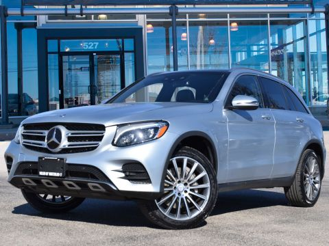 2017 Mercedes-Benz GLC GLC 300,2 sets of tires,accident free