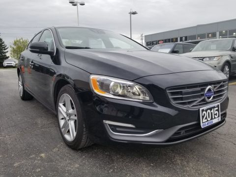 Certified Pre-Owned 2015 Volvo S60 T5 PREMIER PLUS,6 YR 160,000K WARRANTY