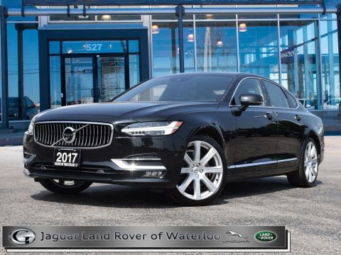 Certified Pre-Owned 2017 Volvo S90 T6 INSCRIPTION,6YR or 160,000K WARRANTY