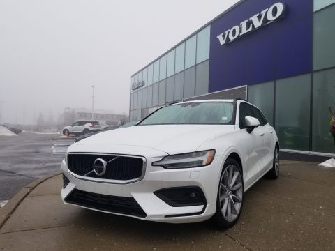 Certified Pre-Owned 2019 Volvo V60 T6,PILOT ASSIST,360 CAMERA,19 WHEELS AWD