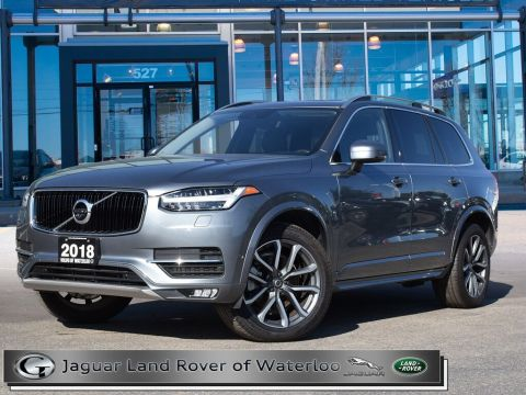 Certified Pre-Owned 2018 Volvo XC90 T5 Momentum Navigation Camera Cross Traffic
