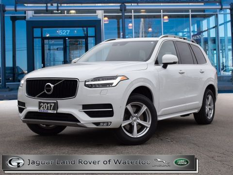 Certified Pre-Owned 2017 Volvo XC90 T5 MOMENTUM,7 PASS,6 YR 160,000K WARRANTY