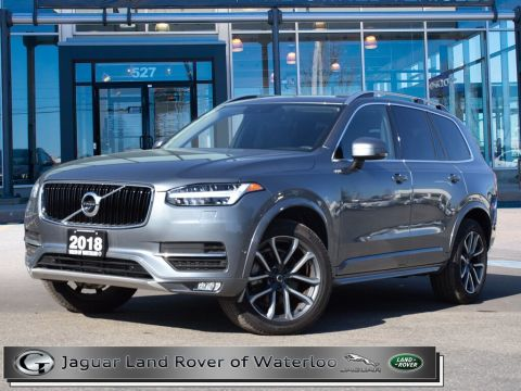 Certified Pre-Owned 2018 Volvo XC90 T5 Momentum 360 CAMERA,NAVIGATION,BLIND SPOT