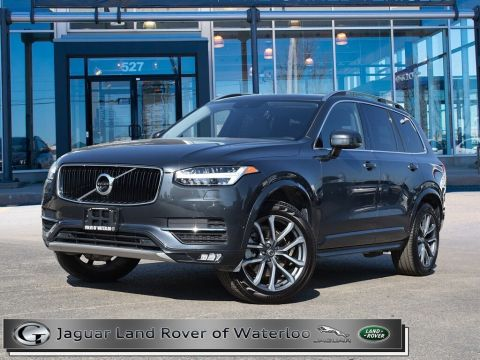 Certified Pre-Owned 2018 Volvo XC90 T5 MOMENTUM,PILOT ASSIST,7 PASS