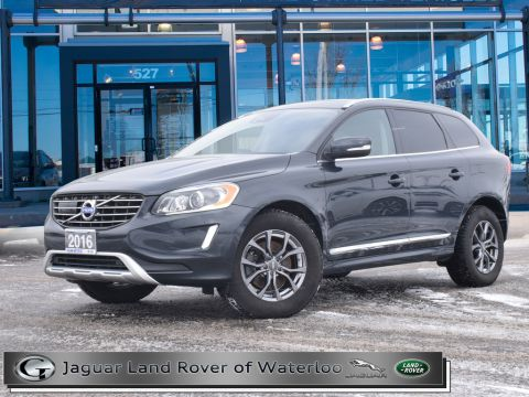 Certified Pre-Owned 2016 Volvo XC60 T5 SPECIAL EDITION PREMIER,6YR/160K WARRANTY