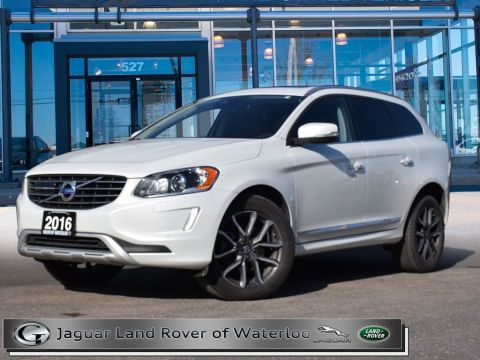 Certified Pre-Owned 2016 Volvo XC60 T5 SPECIAL EDITION,6YR 160K WARRANTY With Navigation & AWD