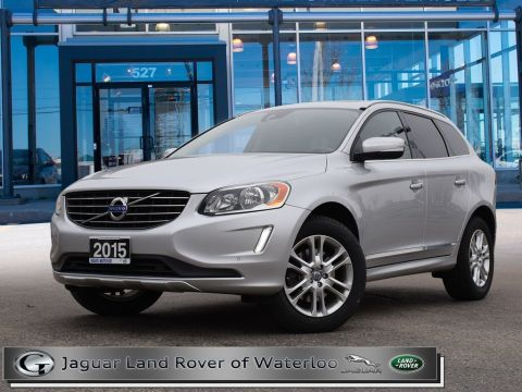 Certified Pre-Owned 2015 Volvo XC60 3.2 PREMIER PLUS,6YR/160,000K WARRANTY