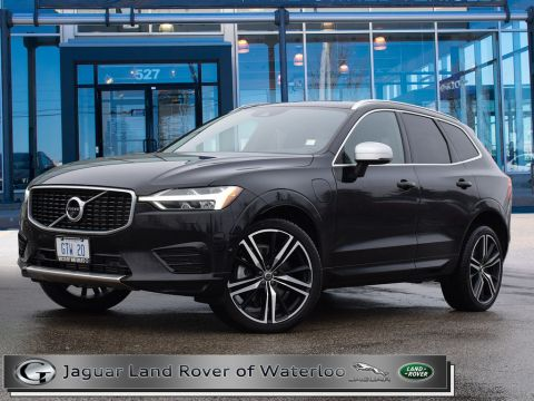 2019 Volvo XC60 T8 eAWD HYBRID,R DESIGN,AIR SUSPENSION